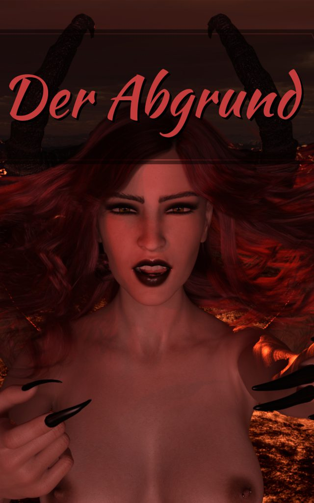 "Cover image for ""Der Abgrund"""